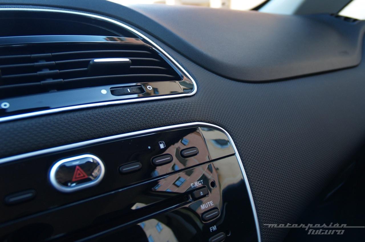 Foto de Fiat Punto GLP (prueba) (11/27)