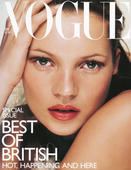 Vogue UK, junio 1998
