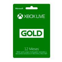 La suscripción para 12 meses en Live Gold para Xbox tiene precio de chollo en eBay esta semana: sólo 34,99 euros