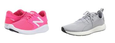 Chollos en tallas sueltas de zapatillas Puma, New Balance o Reebok en Amazon