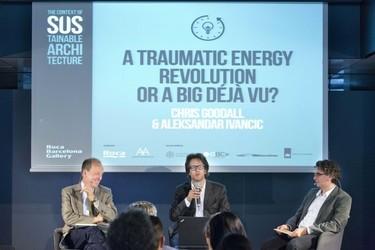 La sostenibilidad en arquitectura a debate en The Context of Sustainable Architecture de Roca y AXA