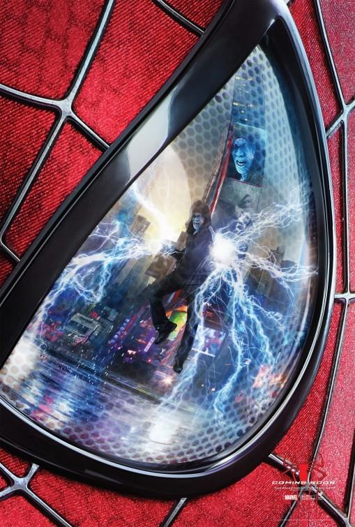 Foto de 'The Amazing Spider-Man 2: El poder de Electro', carteles (11/15)