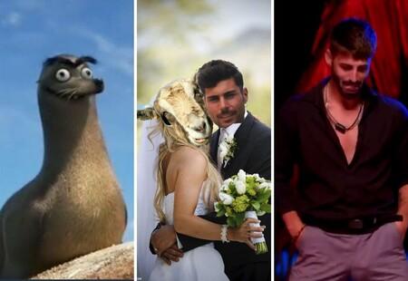 Del amor incondicional por la cabra hasta el meneíto de Lobo (y una de fantasmas): los mejores memes de 'La Isla de las Tentaciones'