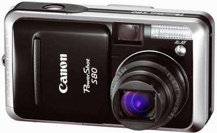 Cámaras digitales Canon: nueva ráfaga