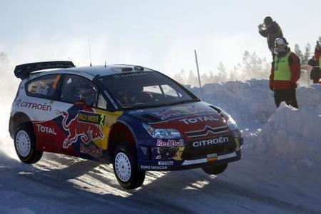 Mikko Hirvonen aumenta su ventaja al frente de la clasificación