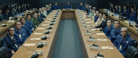 Politicos Shin Godzilla