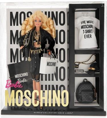 Ya sé qué quiero de regalo de Navidad: la Barbie Moschino