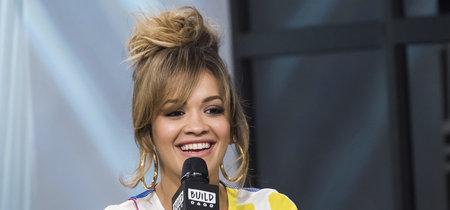 Así es el vestido de Rita Ora, valorado en más de 1.500 euros y firmado por Esteban Cortázar