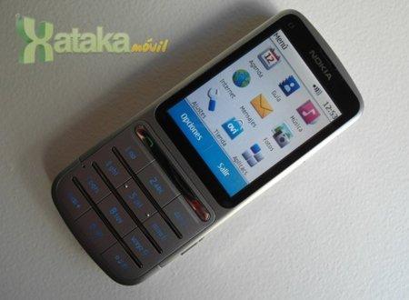 Nokia C3 Touch and Type, hay teléfonos diferentes