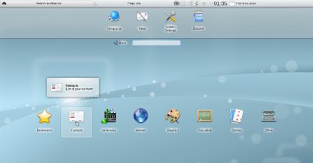KDE libera la última actualización de la serie 4.5