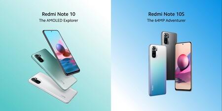 Xiaomi Redmi Note 10 Note 10s Oficial