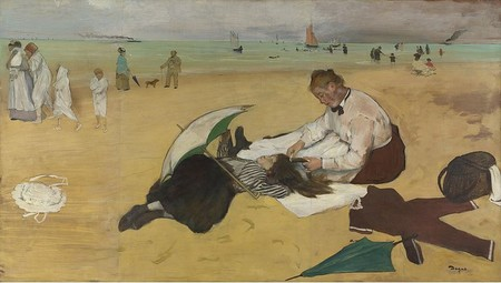 Edgar Germain Hilaire Degas 041