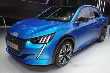 Peugeot e-208 2019
