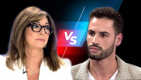 'La Casa Fuerte': Asraf Beno estalla sin miedo contra Ana Rosa Quintana tras escuchar lo que dijo sobre él