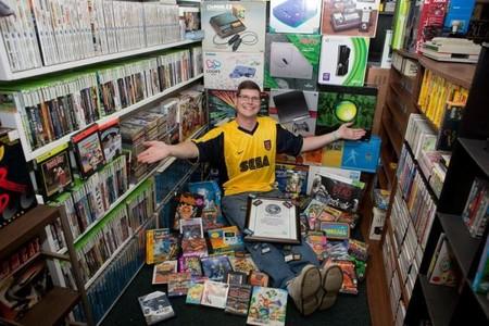 La mayor colección de juegos del mundo  ha sido vendida mediante subasta por 750.000 dólares