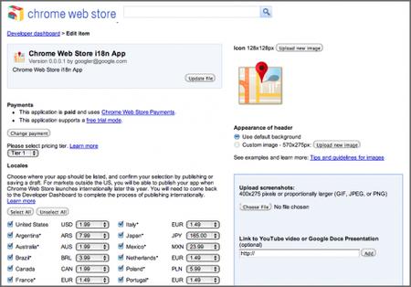 Chrome Web Store: Todo un éxito