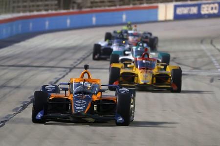 El buen rendimiento de McLaren da alas al sueño de Fernando Alonso de ganar las 500 millas de Indianápolis