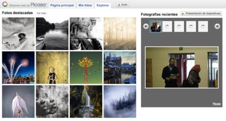 Album Web de Picasa