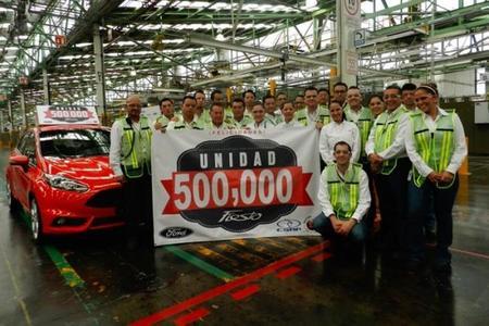 Ford de México construye Fiesta número 500,000