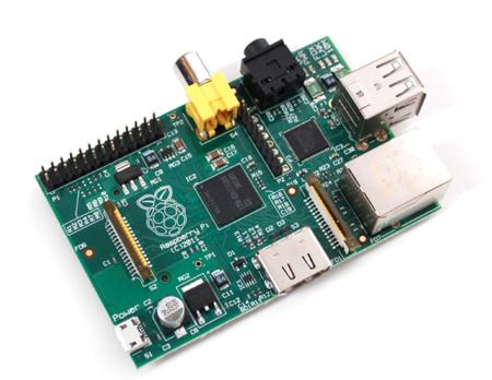 No habrá un nuevo modelo de Raspberry Pi en 2013