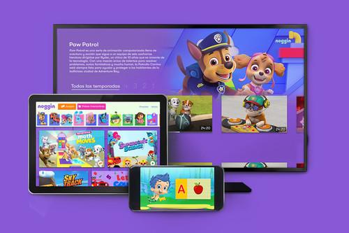 Noggin, el servicio de streaming de Nick Jr se renueva en México: 1500 episodios para niños por 49 pesos al mes