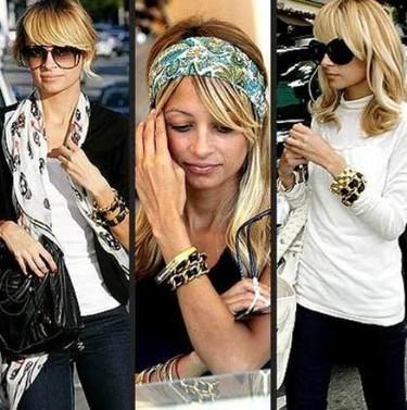 Nicole Richie o como conventirse en diseñador de joyas de hoy para mañana