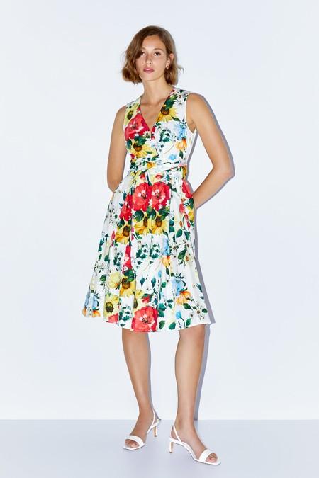 Zara Estampado Floral 05