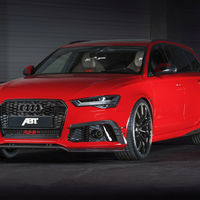 ABT Audi RS6+: la bestia familiar alcanza los 705 CV