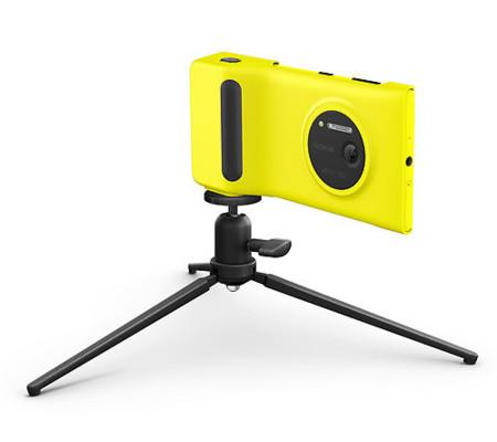 Nokia Lumia 1020 tripode