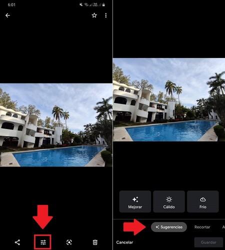 Como Usar Nuevo Editor Fotos Google Photos