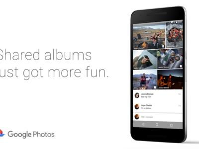 Los álbumes compartidos de Google Fotos son más sociales, ahora puedes añadir comentarios