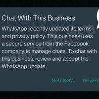 Los cambios de privacidad de WhatsApp serán finalmente opcionales, según WaBetaInfo