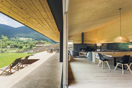 Santos Diseno Exterior Interior Vivienda Dom Arquitectura 15