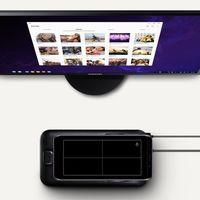 El Galaxy S9+ recibe soporte para usar Samsung DeX sin dock en la beta de Android Pie