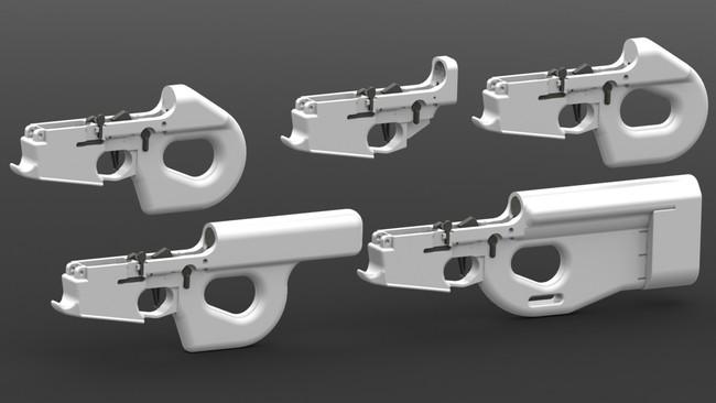 El creador de las armas impresas en 3D: 20.000 dólares en el primer día de ventas y 200.000 dólares en donaciones en una semana