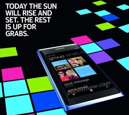 Aparecen imágenes del Nokia 800, el primero de la compañía con Windows Phone 7