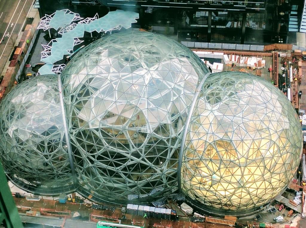 The Spheres Amazon 2