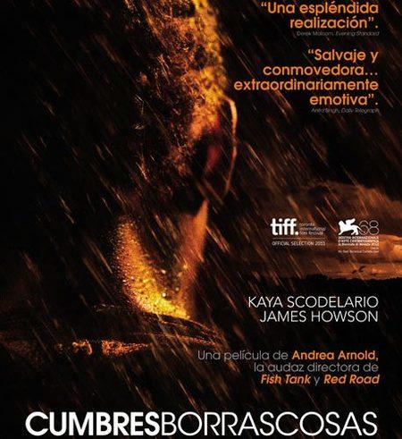 Cartel de la nueva versión de Cumbres Borrascosas