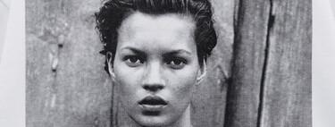 Zara lanza una colección de camisetas y sudaderas con fotos icónicas de Kate Moss, Amber Valletta o Linda Evangelista realizadas por Peter Lindbergh