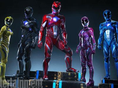 Si los nuevos Power Rangers te han alucinado, ya verás las ofertas de nuestro Cazando Gangas