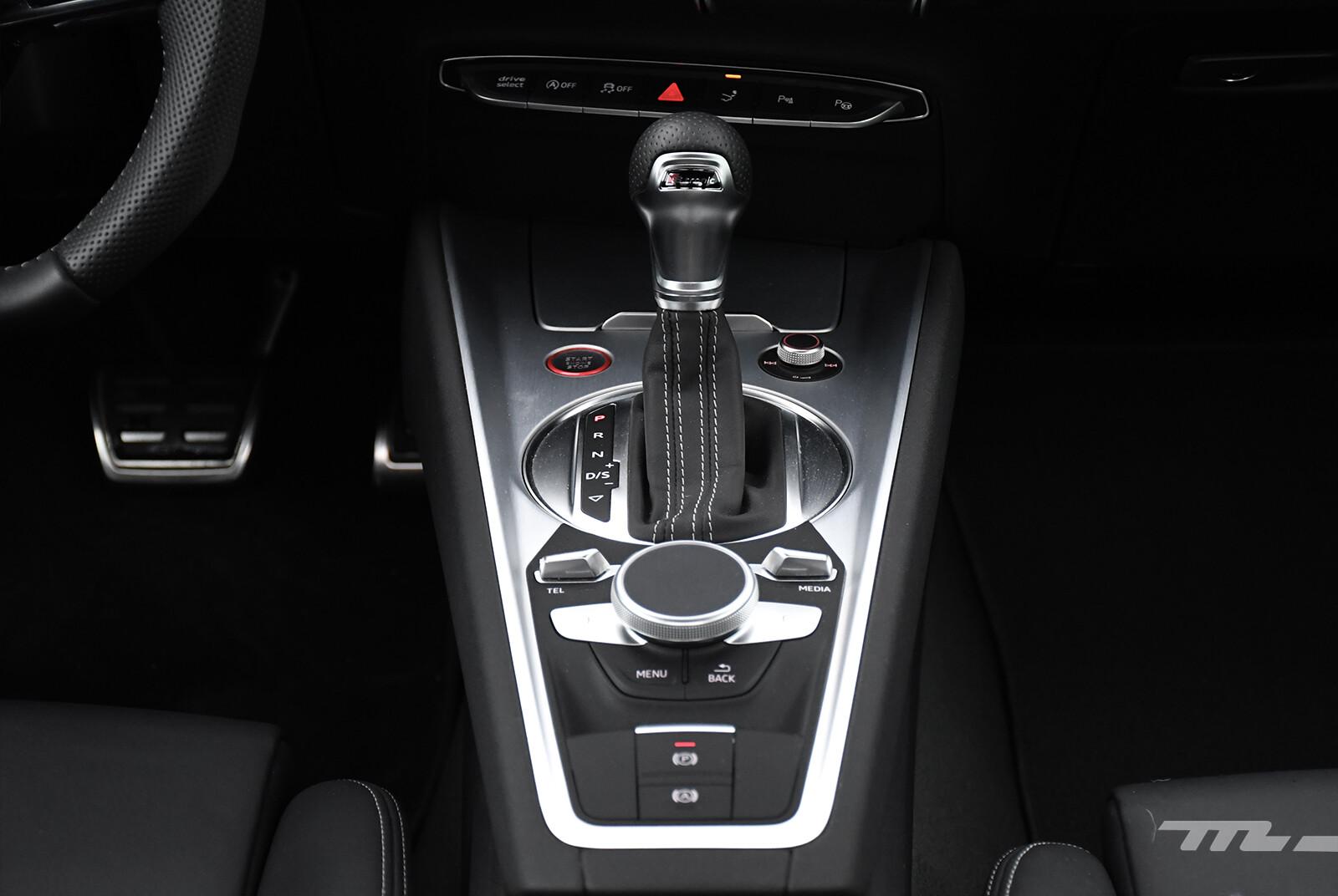 Foto de Audi TTS (prueba) (27/29)