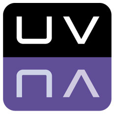 Logo ultraviolet