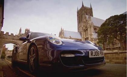 Prueba del Porsche 911 Turbo en Top Gear