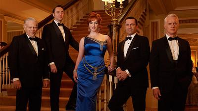 Buenas noticias: Mad Men ha vuelto, la serie con más estilo de la televisión