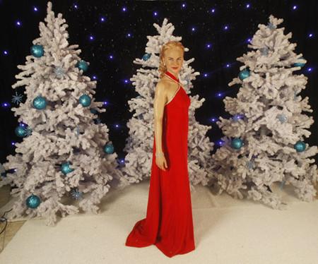 Nicole Kidman de cera