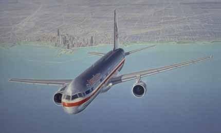 Airlineart: obras de arte de altos vuelos