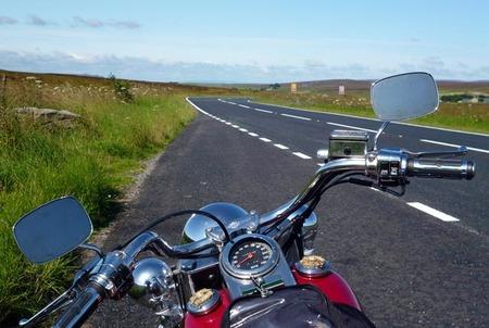 ¿De vacaciones con la moto? mándanos tu foto