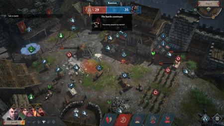 Siegesurvival Screenshot 04 Battle