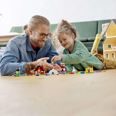25 ideas de juegos y actividades con piezas de Lego para que los niños se diviertan mientras aprenden
