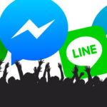 WhatsApp, Telegram, Facebook Messenger y LINE ¿quién tiene las mejores opciones para grupos de chat?